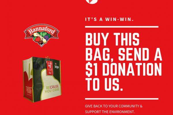 Hannaford Communit Bag Program